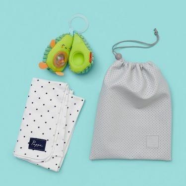 Avocado Wraps Newborn Baby Gift