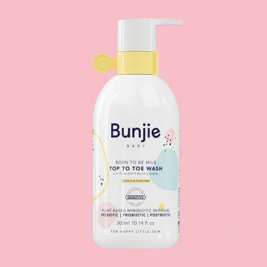 Bunjie Baby Top to Toe Wash