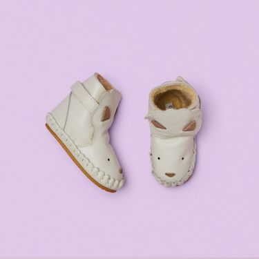 Donjse Alpaca Kapi Lining Baby Boots 12 to 18 months