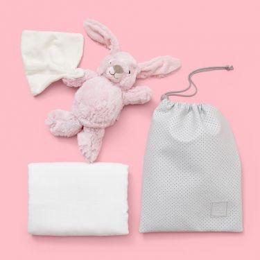 Doudou Baby Girl Gift Hamper
