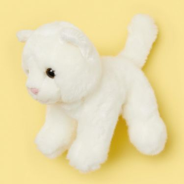 Doudou et Compagnie Paris Cat White 18cm