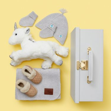 Fancy Unicorn Baby Gift Hamper