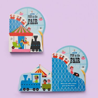 Fun at the Fair | Best Baby Bookshelf Board Books | Baby Genius