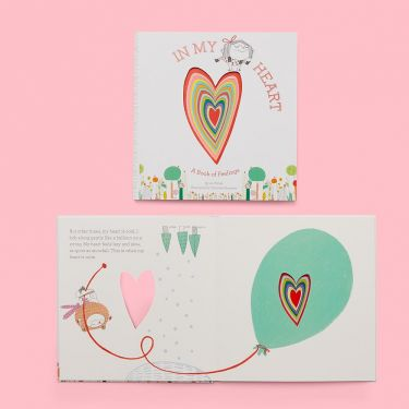 In My Heart Book by Jo Witek and Christine Roussey