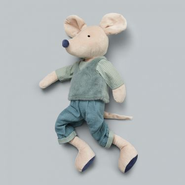 Jiggle and Giggle George the Soft Toy Mouse 60cm