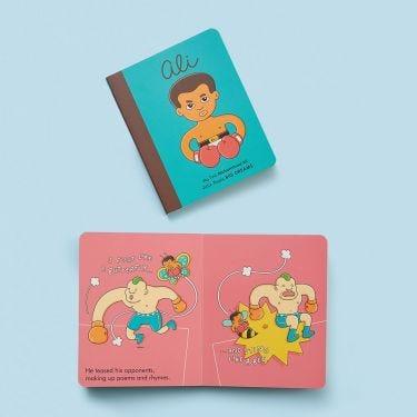 Little People Big Dreams Muhammad Ali Book