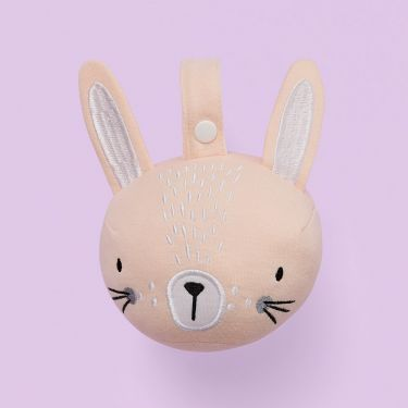 Mister Fly Bunny Ball Rattle | Baby Toy Rattle