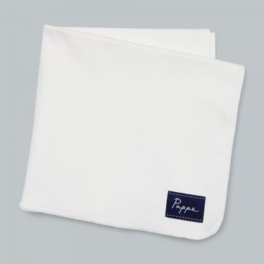 Pappe Petey Luxe Organic White Wrap