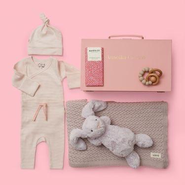 Amazing Newborn Baby Girl Gift Hamper | Luxury Baby Gifts