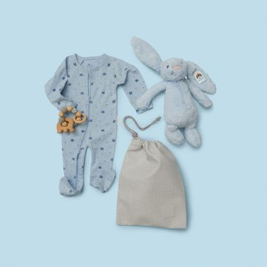Newborn Baby Boy Luxury Playdate