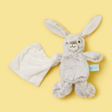 Baby Nat Rabbit with DouDou Beige