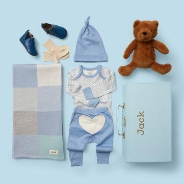 Beary Cute Baby Boy Gift Hamper | Luxury Baby Boy Gift Hamper