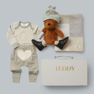 Beary Cute Newborn Baby Gift Hamper | Luxury Newborn Baby Gifts