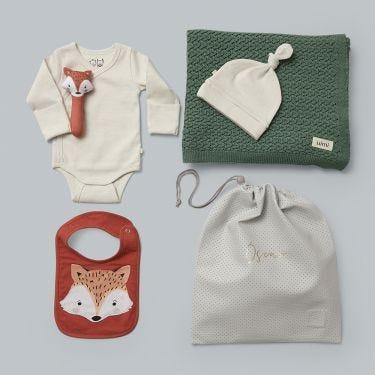 Forest Theme Newborn Baby Gift Hamper