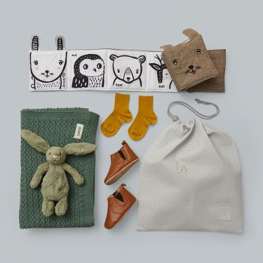 Friendly Faces Baby Gift Hamper