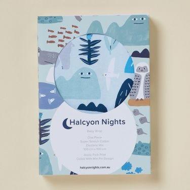 Halcyon Nights Arctic Park Baby Wrap