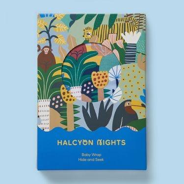 Halcyon Nights Hide and Seek Baby Wrap