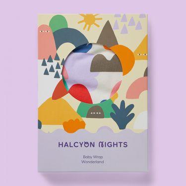 Halcyon Nights Wonderland Baby Wrap
