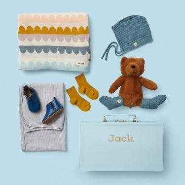 Immaculate Baby Boy Gift Hamper