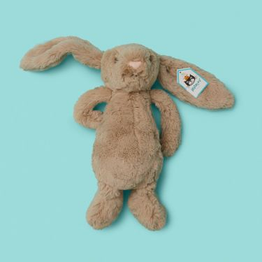 Jellycat Bashful Bunny Soft Toy Medium Size