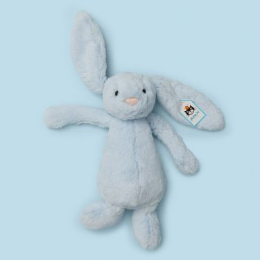 Jellycat Bashful Bunny Blue Medium