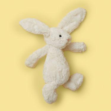 Jellycat Bashful Cream Bunny Medium Soft Toy | Soul Baby Gifts