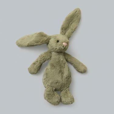 Jellycat Bashful Fern Bunny Small