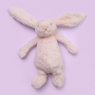 Jellycat Bashful Pastel Pink Bunny