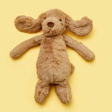 Jellycat Bashful Toffee Puppy Medium Super Soft Plush Toy