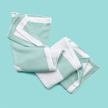 Kenzi Living Mint Circle Baby Blanket | Soul Baby Gifts