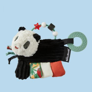 Les Deglingos Rototos the Panda Activity Rattle