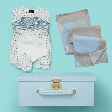 Modern Australian Baby Boy Gift Hamper