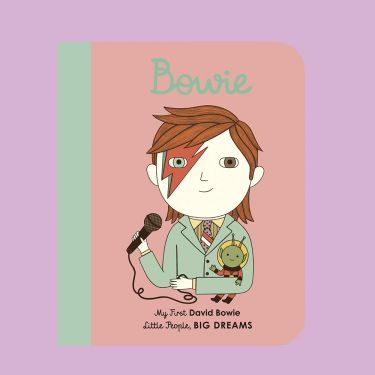Little People Big Dreams David Bowie Board Book
