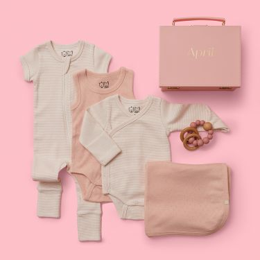 Newborn Baby Girls Clothes and Perfect Accessories Gift | Baby Girl Gift Hamper