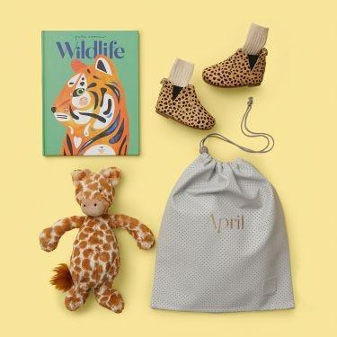 Lets Go On Safari Baby Gift Hamper