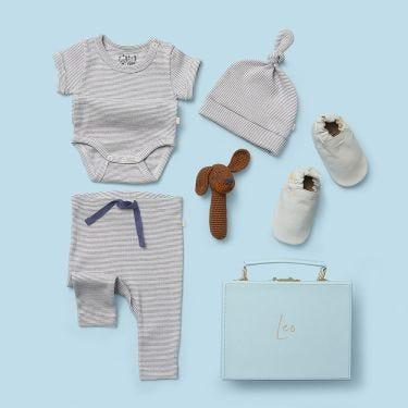 Perfect Newborn Baby Boy Gift Hamper