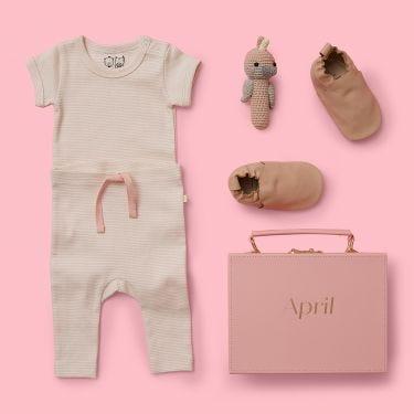 Perfect Newborn Baby Girl Gift Hamper