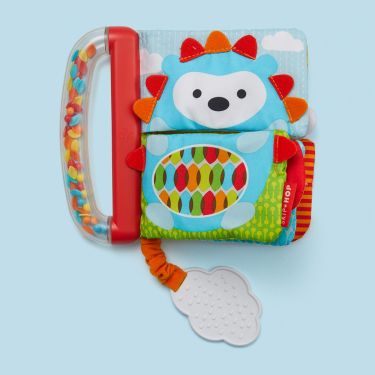 Skip Hop Explore and More Mix and Match Baby Book | Soul Baby Gifts