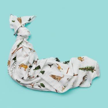 Snuggle Hunny Alpha Organic Cotton Muslin Wrap