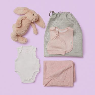 So Luxurious Baby Girl Gift Hamper
