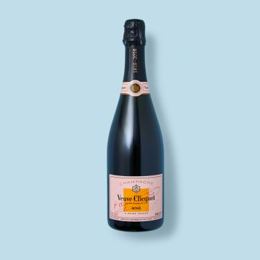 Veuve Clicquot Rose Non Vintage French Champagne 750ml