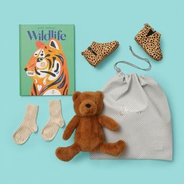 Living the Wild Life Baby Gift Hamper