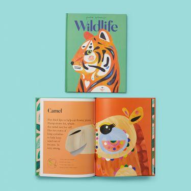 Wildlife Book by Pete Cromer