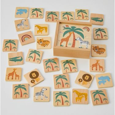 Zookabee African Animal Memory Game