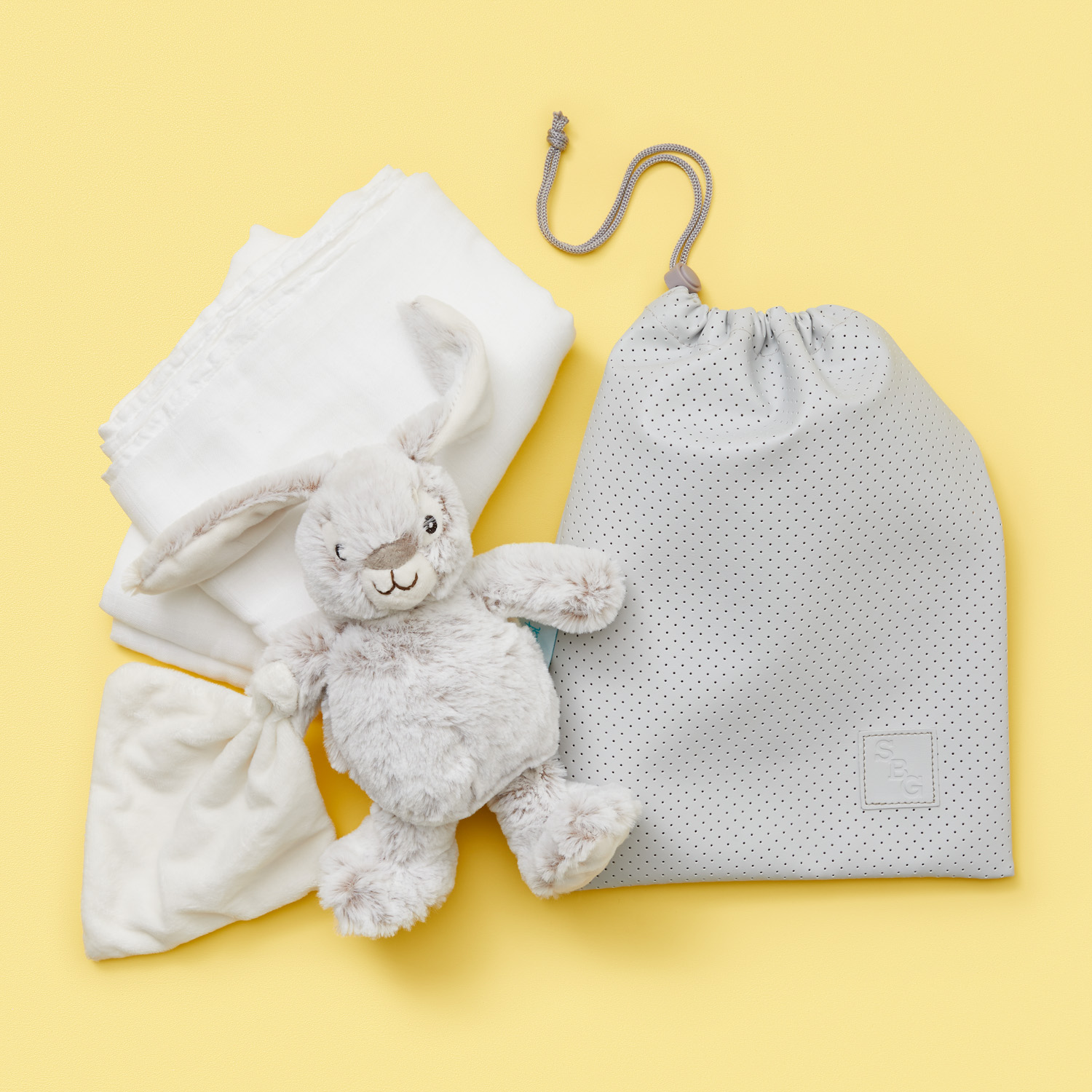 Dou Dou et Compagnie Gift Set for Gender Neutral Baby Gift