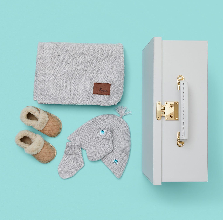 Luxe baby Oatmeal Gift Set