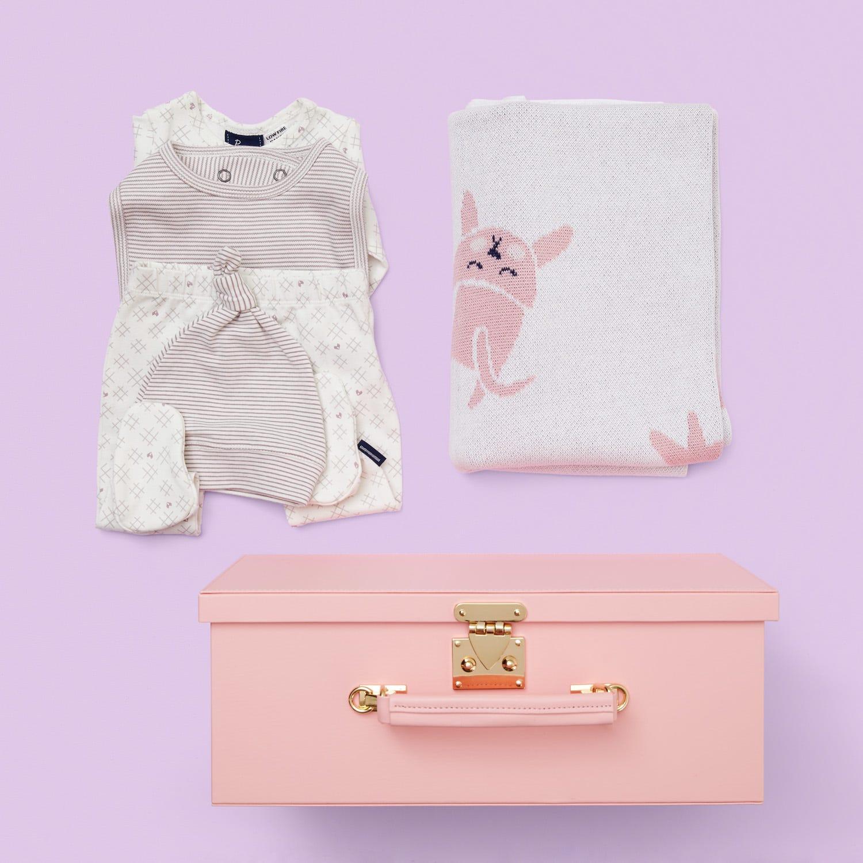 Pretty Kitty Baby Gift Hamper