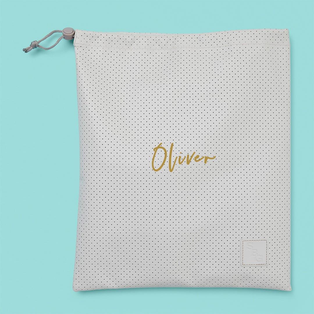Oliver monogrammed bag