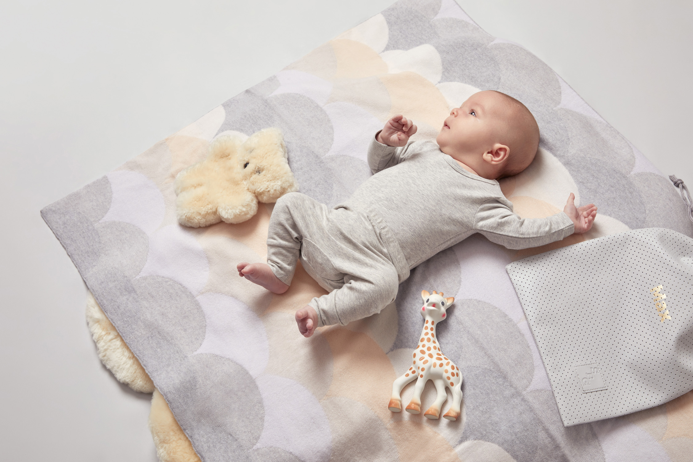 Soul Baby Gifts - Baby Max and Sophie the Giraffe