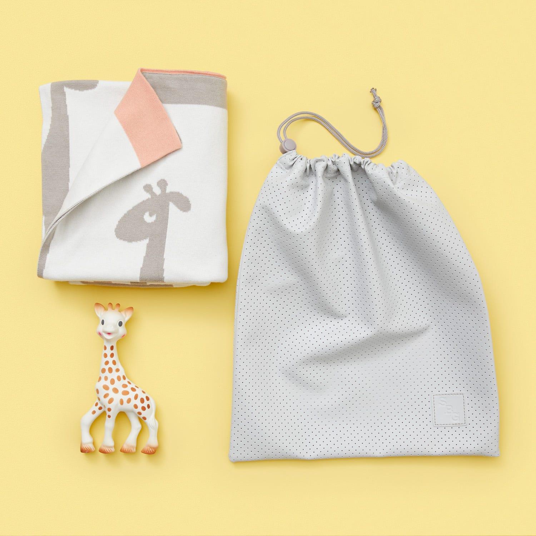 Sophie the Giraffe Baby gift bag